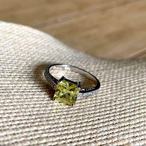 RS Covenant 925 Appletini ring